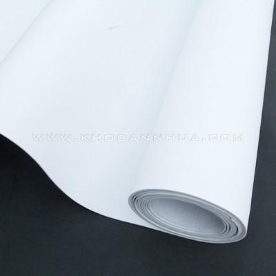 Foam cao su trắng 3mm