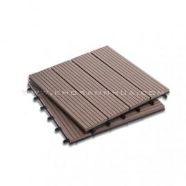 Vỉ gỗ nhựa ngoài trời ATWood AT01