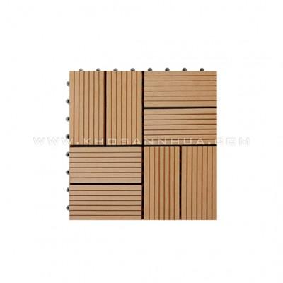 Vỉ gỗ nhựa ngoài trời AWood DT02