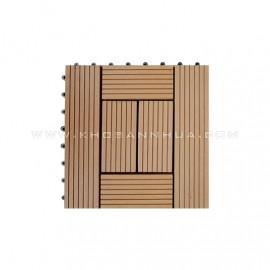 Vỉ gỗ nhựa ngoài trời AWood DT06