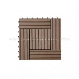 Vỉ gỗ nhựa ngoài trời AWood DT03