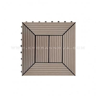 Vỉ gỗ nhựa ngoài trời AWood DT05