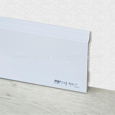 Len Tường nhựa B8-7