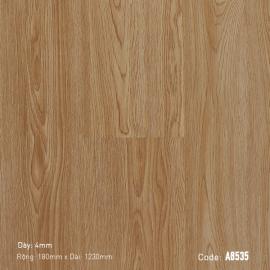 Sàn nhựa hèm khóa Aroma AA8535