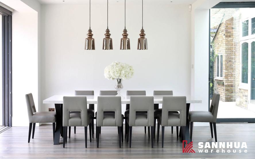sàn gỗ công nghiệp cùng ý tưởng chọn lựa nội thất tiết kiệm hợp lí